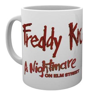 hrnek Noční můra z Elm Street - Freddy Krueger - GB posters, GB posters