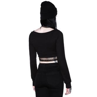 tričko dámské s dlouhým rukávem (top) KILLSTAR - Nitro Jen Long Sleeve Top, KILLSTAR