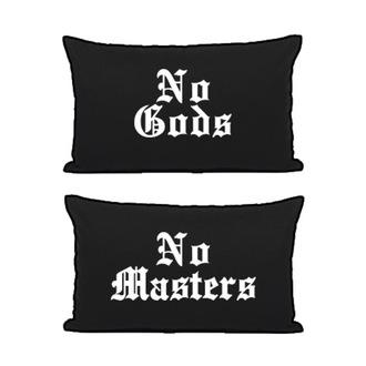 povlečení na polštáře BLACK CRAFT - No Gods / No Masters, BLACK CRAFT