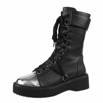 boty dámské KILLSTAR - Nova Boots - Black - KSRA003381