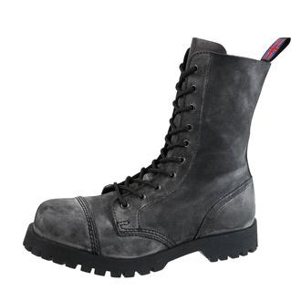 boty NEVERMIND - 10 dírkové - Black Antrax, NEVERMIND