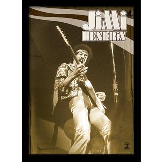 obraz Jimi Hendrix - Live - PYRAMID POSTERS, PYRAMID POSTERS, Jimi Hendrix