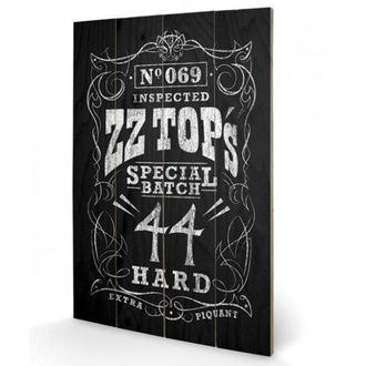dřevěný obraz ZZ Top - (Special Batch) - PYRAMID POSTERS, PYRAMID POSTERS, ZZ-Top