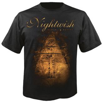 tričko pánské NIGHTWISH - Human :II: Nature - NUCLEAR BLAST - 29399_TS
