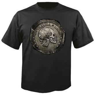 tričko pánské SEPULTURA - Quadra - NUCLEAR BLAST - 29223_TS