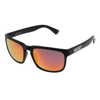 brýle sluneční NUGGET - CLONE E 4/17/38 - BLACK RED, NUGGET
