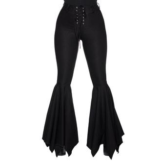 kalhoty dámské KILLSTAR - Nyte Mystic - Black, KILLSTAR