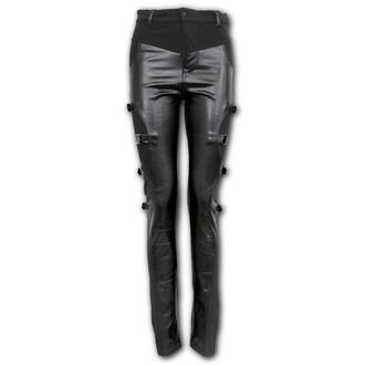 kalhoty dámské SPIRAL - GOTHIC ROCK - P002G461