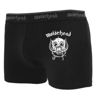 boxerky pánské (set 2 kusů) Motörhead - Logo - URBAN CLASSICS, URBAN CLASSICS, Motörhead