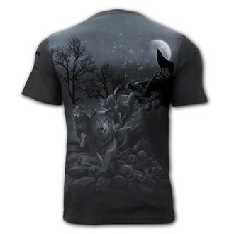 tričko pánské SPIRAL - SHADOW WOLF, SPIRAL