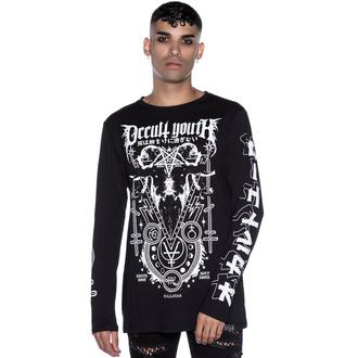 tričko unisex s dlouhým rukávem KILLSTAR - Occult, KILLSTAR