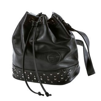 taška (kabelka) MEATFLY - Orphan - Black, MEATFLY