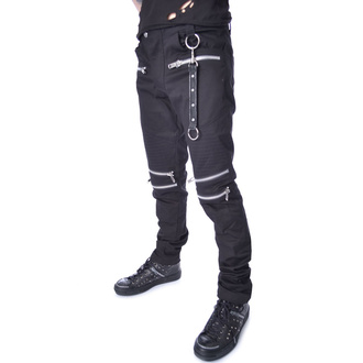 kalhoty pánské Vixxsin - OZ - BLACK - POI905