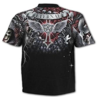 tričko pánské SPIRAL - LIFE AND DEATH CROSS, SPIRAL