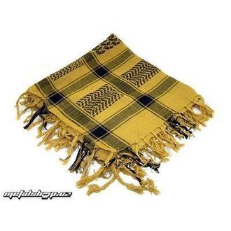 šátek ARAFAT - palestina - tmavá žlutá 1 - 20018-003