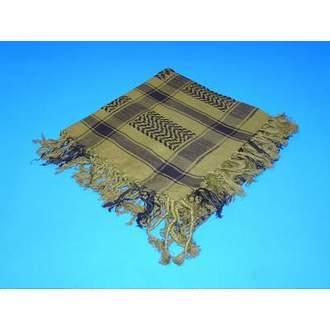 šátek ARAFAT - palestina - zelená 1