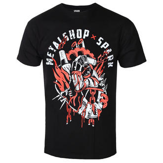 tričko pánské Metalshop x Spark - MS084