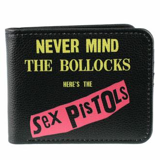 peněženka SEX PISTOLS - NEVER MIND THE BOLLOCKS, NNM, Sex Pistols