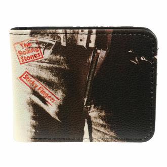 peněženka THE ROLLING STONES - STICKY FINGERS, NNM, Rolling Stones