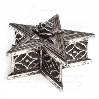 krabička (dekorace) ALCHEMY GOTHIC - Pentagram