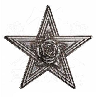 krabička (dekorace) ALCHEMY GOTHIC - Pentagram, ALCHEMY GOTHIC
