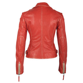 bunda dámská (křivák) PGG LABAGV ROT red, NNM