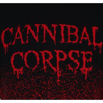 svetr pánský CANNIBAL CORPSE - DRIPPING LOGO - PLASTIC HEAD