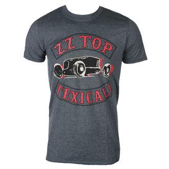 tričko pánské ZZ TOP - TEXICALI - PLASTIC HEAD, PLASTIC HEAD, ZZ-Top