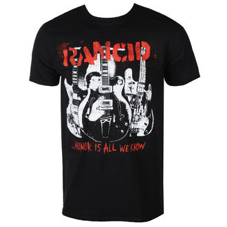 tričko pánské RANCID - HONOR IS ALL WE KNOW - PLASTIC HEAD, PLASTIC HEAD, Rancid