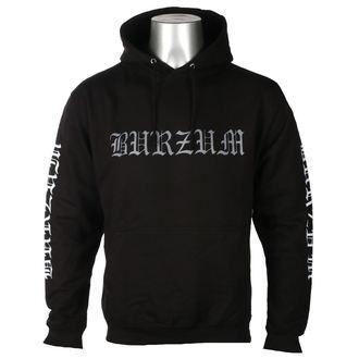 mikina pánská BURZUM - FILOSOFEM LOGO 2018 - PLASTIC HEAD, PLASTIC HEAD, Burzum