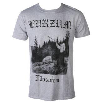 tričko pánské BURZUM - FILOSOFEM 3 2018 - PLASTIC HEAD, PLASTIC HEAD, Burzum