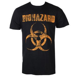 tričko pánské BIOHAZARD - LOGO - PLASTIC HEAD, PLASTIC HEAD, Biohazard