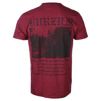 tričko pánské BURZUM - FILOSOFEM 3 (MAROON) - PLASTIC HEAD, PLASTIC HEAD, Burzum
