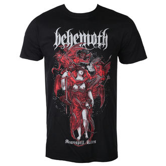 tričko pánské BEHEMOTH - MOONSPELL RITES - PLASTIC HEAD, PLASTIC HEAD, Behemoth