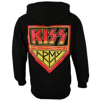 mikina pánská KISS - ARMY - PLASTIC HEAD, PLASTIC HEAD, Kiss