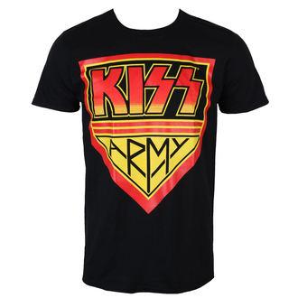 tričko pánské KISS - KISS ARMY - PLASTIC HEAD, PLASTIC HEAD, Kiss
