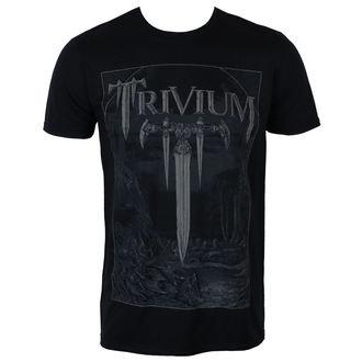 tričko pánské TRIVIUM - BATTLE - PLASTIC HEAD
