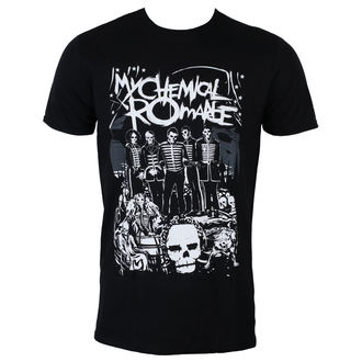 tričko pánské MY CHEMICAL ROMANCE - DEAD PARADE - PLASTIC HEAD - PH10606