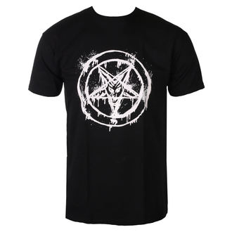 tričko pánské PENTAGRAM - 2 bloody baphomet