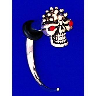 Piercingový šperk STERLING SILVER WILD CLAW 8