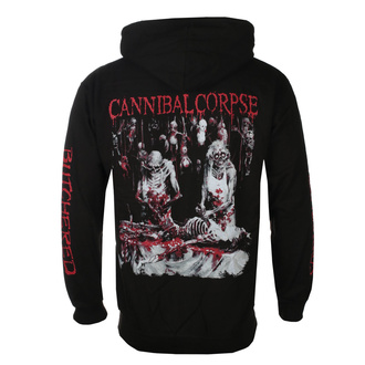 mikina pánská CANNIBAL CORPSE - BUTCHERED AT BIRTH - PLASTIC HEAD - PH11724HSWZ