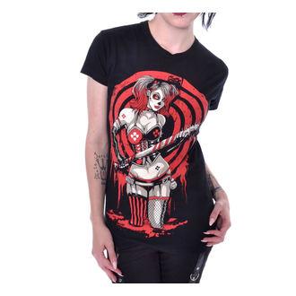 tričko dámské Heartless - PLAYER T - BLACK, HEARTLESS