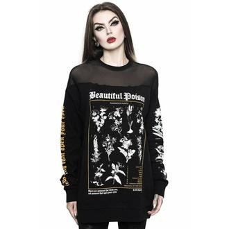tričko dámské s dlouhým rukávem KILLSTAR - Poison, KILLSTAR