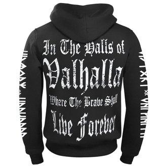 mikina pánská VICTORY OR VALHALLA - BURNING DOGMAS, VICTORY OR VALHALLA