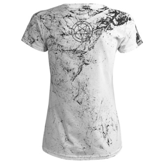 tričko dámské AMENOMEN - BELIEVE... - WHITE, AMENOMEN