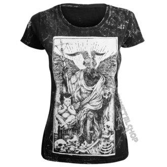 tričko dámské AMENOMEN - DEVIL - White, AMENOMEN