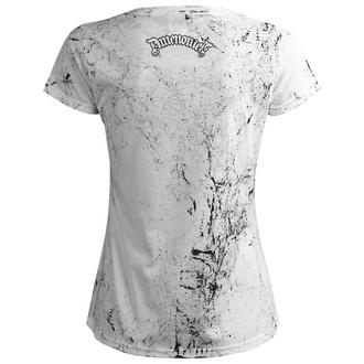 tričko dámské AMENOMEN - GOAT - WHITE - OMEN001DA
