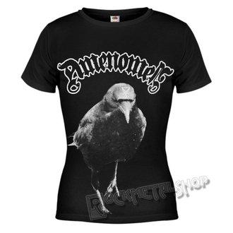 tričko dámské AMENOMEN - RAVEN - OMEN002DA