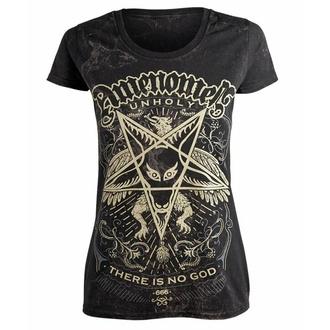 tričko dámské AMENOMEN - UNHOLY, AMENOMEN
