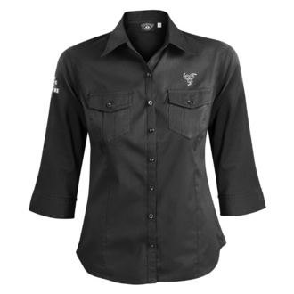 košile dámská s 3/4 rukávem AMENOMEN - PURE EVIL, AMENOMEN